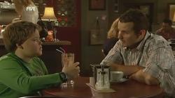Callum Jones, Toadie Rebecchi in Neighbours Episode 5985