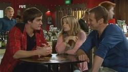 Kyle Canning, Natasha Williams, Michael Williams in Neighbours Episode 5985