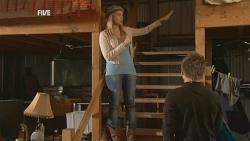 Donna Freedman, Ringo Brown in Neighbours Episode 5986