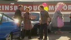 Karl Kennedy, Susan Kennedy, Lucas Fitzgerald in Neighbours Episode 5987