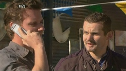 Lucas Fitzgerald, Toadie Rebecchi in Neighbours Episode 5987