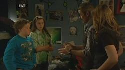 Callum Jones, Sophie Ramsay, Toadie Rebecchi, Sonya Mitchell in Neighbours Episode 5988