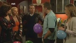 Rebecca Napier, Donna Freedman, Paul Robinson, Toadie Rebecchi, Sonya Mitchell in Neighbours Episode 5989