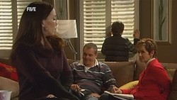 Libby Kennedy, Karl Kennedy, Ben Kirk, Susan Kennedy in Neighbours Episode 5989