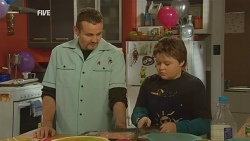 Toadie Rebecchi, Callum Jones in Neighbours Episode 5989