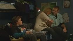 Callum Jones, Sonya Mitchell, Toadie Rebecchi in Neighbours Episode 5989
