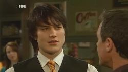 Declan Napier, Paul Robinson in Neighbours Episode 5990