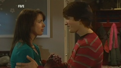 Kate Ramsay, Declan Napier in Neighbours Episode 5991