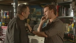 Karl Kennedy, Lucas Fitzgerald in Neighbours Episode 5991