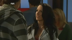 Declan Napier, Candace Carey in Neighbours Episode 5992