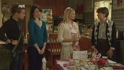 Ringo Brown, Kate Ramsay, Donna Freedman, Prue Brown in Neighbours Episode 5993