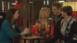 Kate Ramsay, Donna Freedman, Ringo Brown, Prue Brown in Neighbours Episode 5993