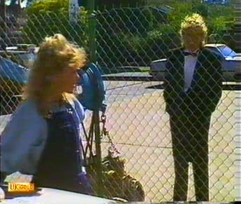 Charlene Mitchell, Henry Ramsay in Neighbours Episode 0481