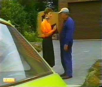 Gail Robinson, Rob Lewis in Neighbours Episode 0481
