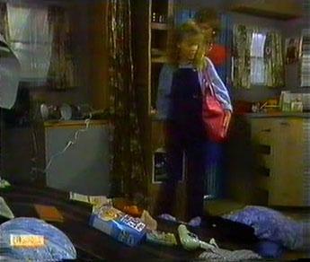 Charlene Mitchell, Madge Bishop in Neighbours Episode 0481