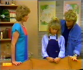 Madge Bishop, Charlene Mitchell, Henry Ramsay in Neighbours Episode 0481