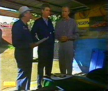 Rob Lewis, Jeremy Lord, Jim Robinson in Neighbours Episode 0481