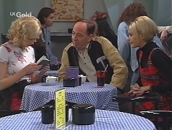 Annalise Hartman, Tarquin Hartman, Joanna Hartman in Neighbours Episode 2411