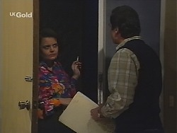 Helena Aalders, Karl Kennedy  in Neighbours Episode 2412