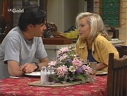 Sam Kratz, Annalise Hartman  in Neighbours Episode 2412