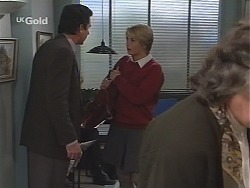 Karl Kennedy, Danni Stark  in Neighbours Episode 2412