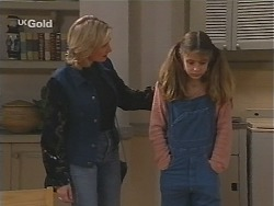 Jen Handley, Hannah Martin  in Neighbours Episode 2412