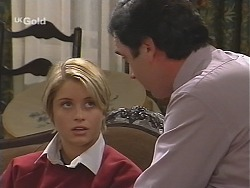 Danni Stark, Karl Kennedy  in Neighbours Episode 2412