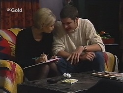 Joanna Hartman, Luke Handley in Neighbours Episode 2413
