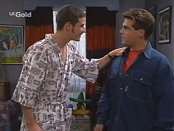 Luke Handley, Mark Gottlieb in Neighbours Episode 2413