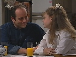 Philip Martin, Hannah Martin in Neighbours Episode 2413