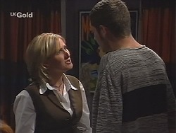 Jen Handley, Luke Handley in Neighbours Episode 2413