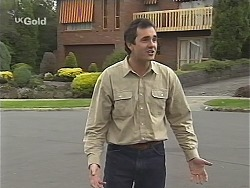 Karl Kennedy in Neighbours Episode 2414