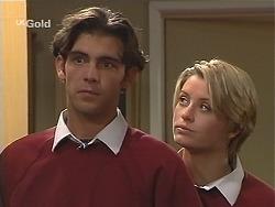 Malcolm Kennedy, Danni Stark in Neighbours Episode 2415
