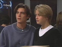 Malcolm Kennedy, Danni Stark in Neighbours Episode 2417