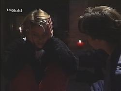 Danni Stark, Malcolm Kennedy in Neighbours Episode 2417