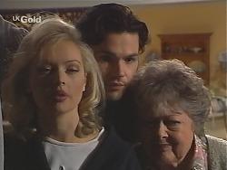 Annalise Hartman, Sam Kratz, Marlene Kratz in Neighbours Episode 2417