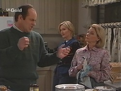 Philip Martin, Jen Handley, Helen Daniels in Neighbours Episode 2417