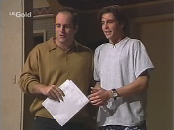 Philip Martin, Malcolm Kennedy in Neighbours Episode 2417