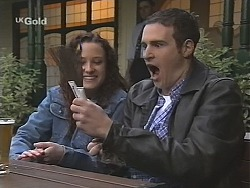 Cody Willis, Stonie Rebecchi in Neighbours Episode 2417