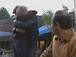 Jen Handley, Brook Allen, Philip Martin in Neighbours Episode 2417