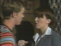 Billy Kennedy, Libby Kennedy in Neighbours Episode 3111