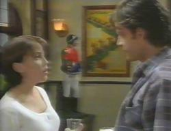 Libby Kennedy, Drew Kirk in Neighbours Episode 3114