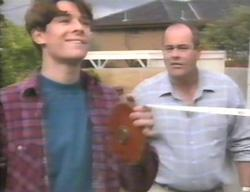 Paul McClain, Philip Martin in Neighbours Episode 3114