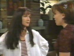 Susan Kennedy, Libby Kennedy in Neighbours Episode 3124