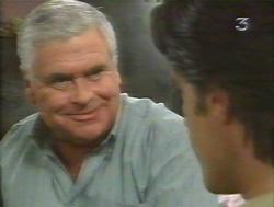 Lou Carpenter, Drew Kirk in Neighbours Episode 3124