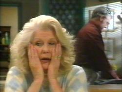 Madge Bishop, Harold Bishop in Neighbours Episode 3124