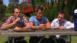 Stuart Parker, Ned Parker, Connor O