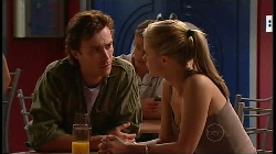 Robert Robinson, Elle Robinson in Neighbours Episode 4932