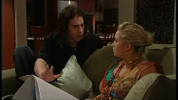 Dylan Timmins, Sky Mangel in Neighbours Episode 4932