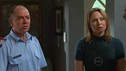 Snr Sgt Malcolm Hill, Miranda Parker in Neighbours Episode 5263